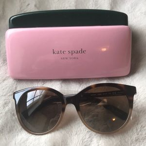 Polarized Kate spade sunglasses  ♠️